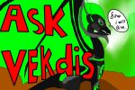 Ask Vekdis by pd123sonic