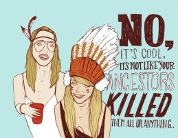 You Don't Look NativeAmerican by JenMussari