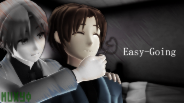 .:Easy-Going:. by Muxyo