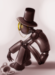 Fancy Robot by AXEL464