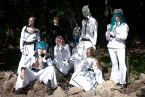 'Espada on the Rocks' - Arrancar Bleach Cosplay by OxfordCommaCosplay