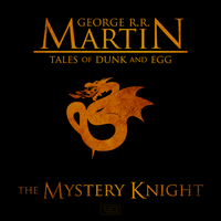 The Mystery Knight Cover by teews666