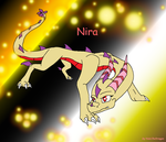 Nira The Dragoness by NalaTheDragon