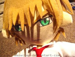 The Glare of Usui by Meowchee