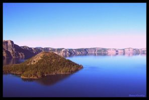 Crater Lake by Ranae490