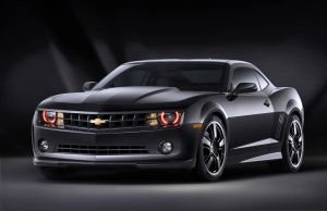 Camaro Black Concept 2008 - 1 by Mario4155