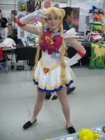AAC 2014 Super Sailor Moon by QTZephyr