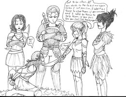 Why I trusted Zevran by RedCiva