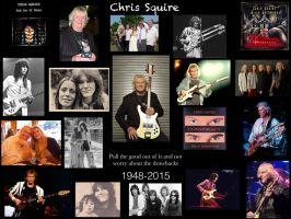 Remembering Chris Squire: 1948-2015 by videogameaddict237
