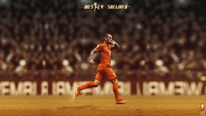 Wesley Sneijder by ByWarf