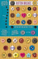 Button Brushes by Jeremychild