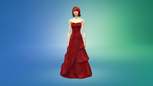 TS4-Say Hello To Maxine Magma! by Rose3212