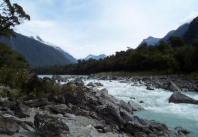 New Zealand stock by Unknownandfrantic