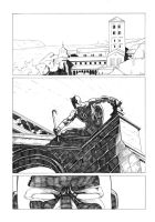 MARVEL SAMPLE PAGES by pfab