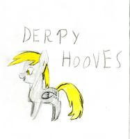 Derpy Hooves by oskar1300
