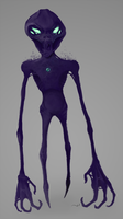 Enderman by tookles