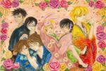 Ouran HighSchool Host Club by BlackAngel-Diana