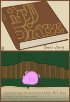 Piggy Diarys -9 by Falcfire