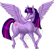 MLP Event - Twilight Sparkle by QilinDynasty