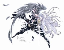 Sephiroth Attack by Nick-Ian
