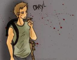 Daryl by 13MorbidMouse13