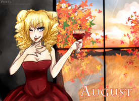 August by cielking