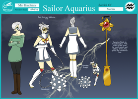 SMVillage Sailor Aquarius App by Blue-and-Dog