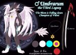 Umbrarum the Third Legacy [Commission] by FireEagle2015