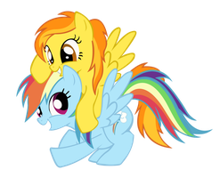 DashFire Vector by ZombiePony1