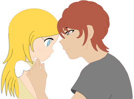 Lina and Leon by winxgh