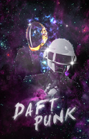 Daft Punk by arisechicken117