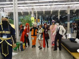 Group cosplay 5 by Sinta54