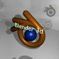 Blender 3d Jewel Case cover by Kittybriton
