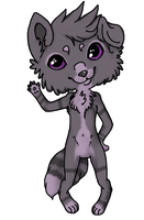 Chibi Canine Adopt :CLOSED: by CF-Adopts