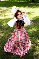 Trinity Blood: White  feather by auntLilith