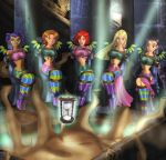 Five Little Witches by erikson1