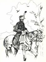 French Chasseur a cheval 1813 by Stcyr74