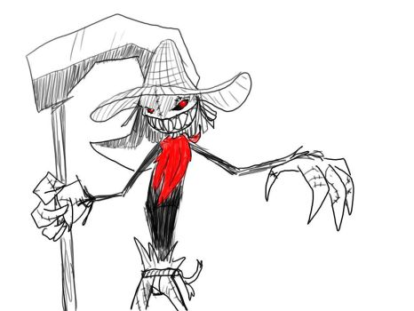 Scarecrow by PaulBlues