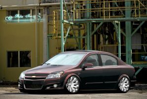 Chevrolet Vectra Next Edition by PedroIvoAlonso