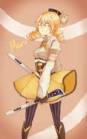 Mami by mintgold-sky
