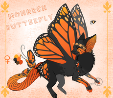 [CLOSED] Butterfly Cenic adopt by Minteen