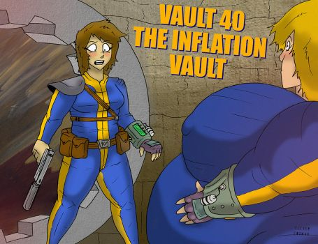 The Inflation Vault by CleverFoxMan