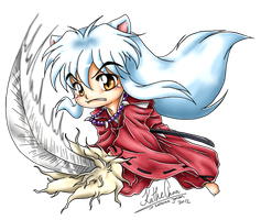 .:Chibi InuYasha:. -Recorded- by KatheChan