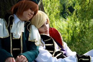 code geass r2 - good night my prince by visuvampy
