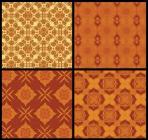 Retro wallpaper pack by berthjan