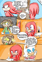 Cooking with Knouge : Page 1 : by Lolly-pop-girl732
