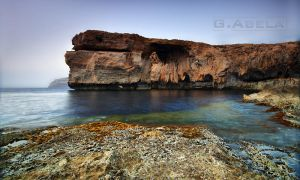 The Azure Window by gdab008