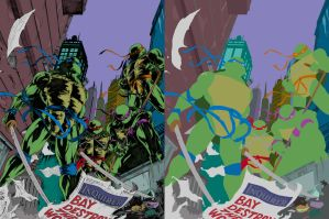 Tmnt Raw 01 flats by FlattSquat