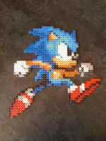 Sonic The Hedgehog by Anphobia