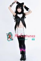 RWBY Blake Belladonna Cosplay Costume by miccostumes